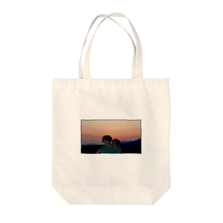 夕焼けの放課後 Tote bags