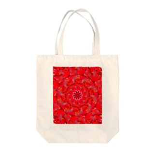 カエングルマ Tote bags