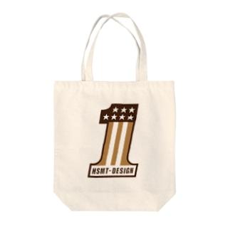 HSMT design H-D No.1 Tote bags