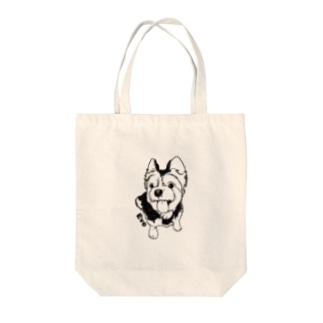 【R専用】愛犬のお散歩に Tote bags