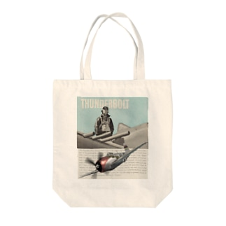 P-47 サンダーボルト Tote bags