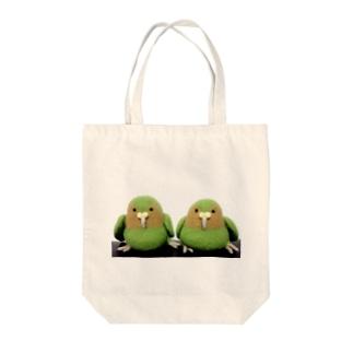 mof-mof ぽってりカカポ Tote bags