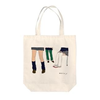懐かしみのエニ子 Tote bags