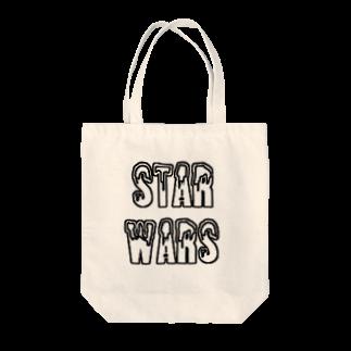 がくのSTARWARSトートバッグ Tote bags