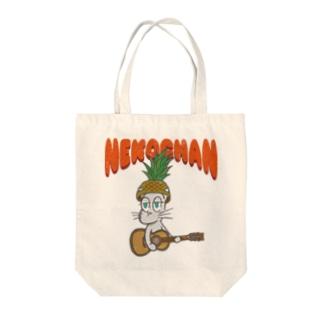 NEKOCHAN トートバッグ Tote bags
