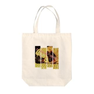 生命を守るための Tote bags