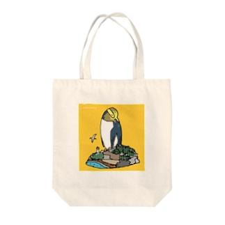 キガシラペンギン トートバッグ