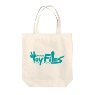 ToyFilms Tote bags