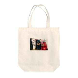 おかき Tote bags