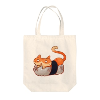 OAo 括弧イイねこ 御寿司トラ Tote bags
