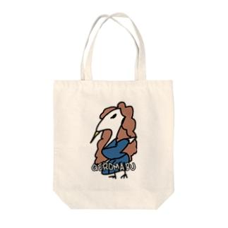 ゲロマブ鶴スケバン Tote bags