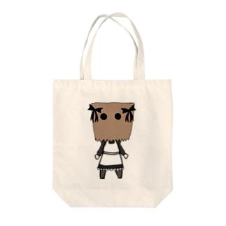神袋メイド Tote bags