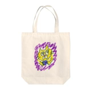 愛を知りたい!!ニャンコちゃん Tote bags