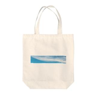 空 Tote bags