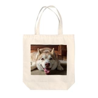ごきげんミント♫ Tote bags