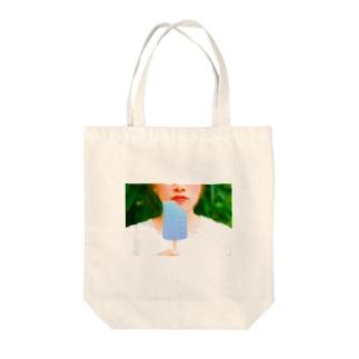 あなたと海に行きたい女の子 Tote bags