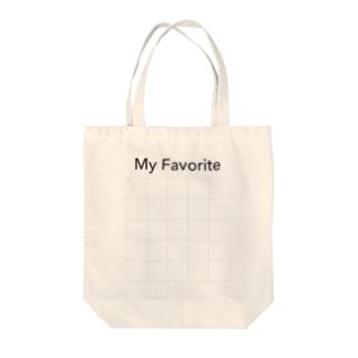缶バッジコレクション Tote bags