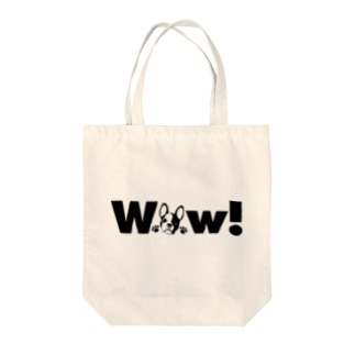 Wow!フレブル! Tote bags