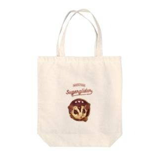 フクロモモンガの風ちゃん Tote bags