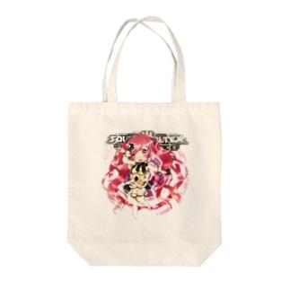 レイシスちゃん Tote bags