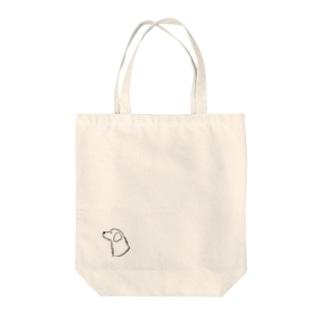 ゴールデン・レトリーバー〈線〉 Tote Bag