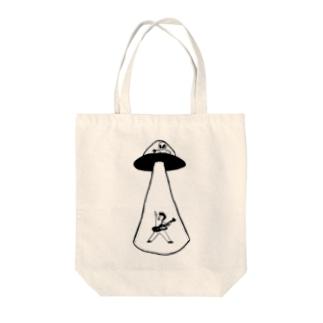 スポットライト Tote bags