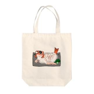 テンカラ(メバル)刺身 Tote bags