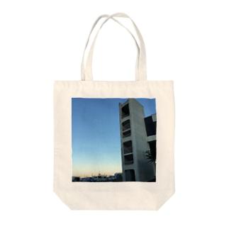 伊東の空 Tote bags