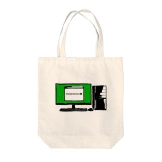 パソコンを入れるカバン Tote bags