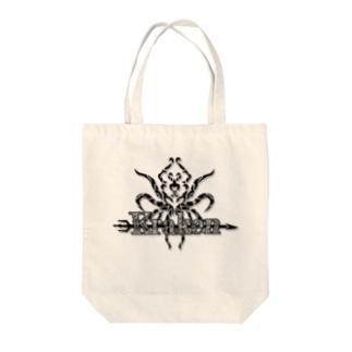 クラーケン Tote bags