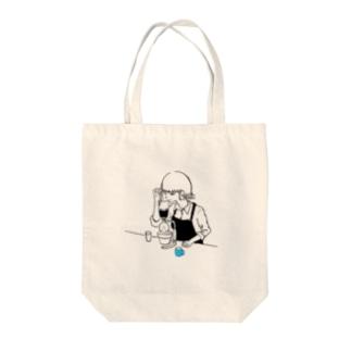 サイフォン/コーヒー/coffee Tote bags