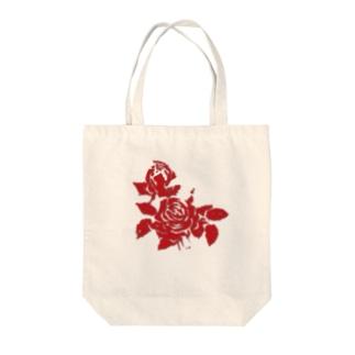 ROSES Tote bags