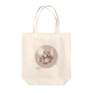 The Time Machine Tote bags
