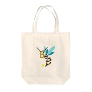 Bee(蜂) Tote bags