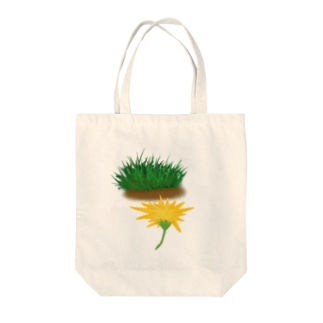 PROPPYの野に作けなげ Tote bags