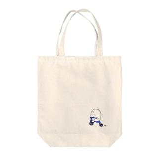 ごんごん おでかけ Tote bags