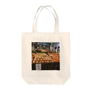 Super fruit Tote bags
