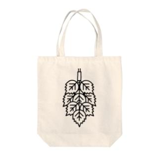 サウナのモノ屋さん(仮)のヴィヒタ Tote bags