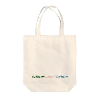 CAMP 2016spring Tote bags