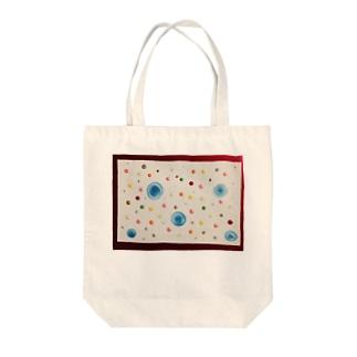 星のシンフォニー Tote bags