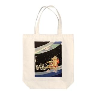 祭礼 Tote bags