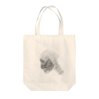 人造人間 Tote bags