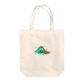 Mountain Tote bags