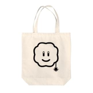 雲之助 Tote bags