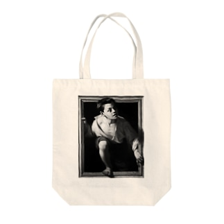 friday_panicの Escaping Criticism Tote bags