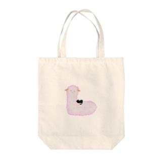 るー@絵とかのおやすみふぇーにゃん Tote bags