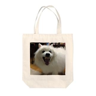 #本日のいぬ Tote bags