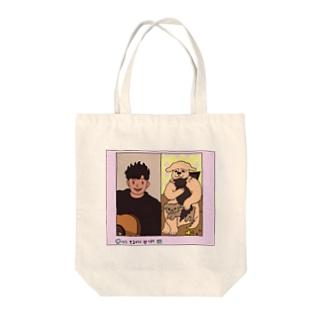 あのコラボ Tote bags