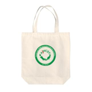 【チャリティ】 AJWCEF オリジナルロゴ トートバッグ  Tote bags