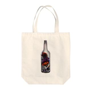 POISON Tote bags